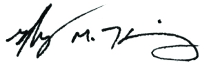 geoff horning signature